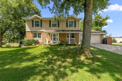 St Louis County Single Family Home For Sale: 1761 Staunton