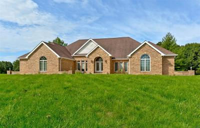 St Charles County Single Family Home For Sale: 1433 Powder Drive