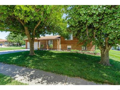 Wentzville Single Family Home For Sale: 1298 Bridlespur