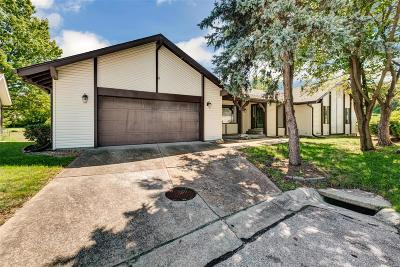 St Charles County Single Family Home For Sale: 15 Lakeside Circle