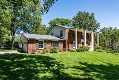 Single Family Home For Sale: 545 Gascony Way
