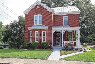 Ste Genevieve Single Family Home For Sale: 198 North 4th St