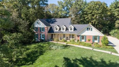 Chesterfield MO Single Family Home For Sale: $695,000