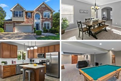 Lake St Louis Single Family Home For Sale: 1224 Kennington Court