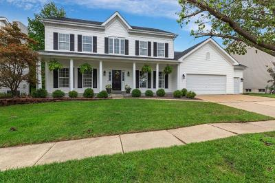 Single Family Home For Sale: 615 Crown Pointe Estates