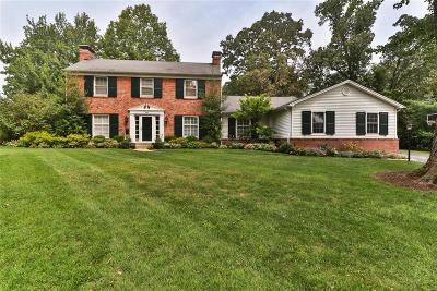 Single Family Home For Sale: 829 Hawbrook Road