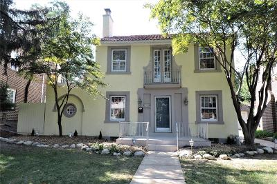 St Louis Single Family Home For Sale: 7558 Cornell Avenue