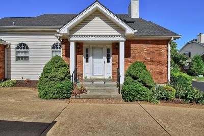 St Louis County Single Family Home Active Under Contract: 7448 Woodlawn Colonial Lane