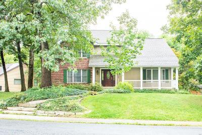 Bethalto Single Family Home For Sale: 914 Circle Drive