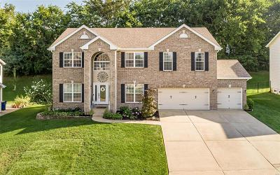 St Charles Single Family Home Active Under Contract: 4129 Hobnail Drive
