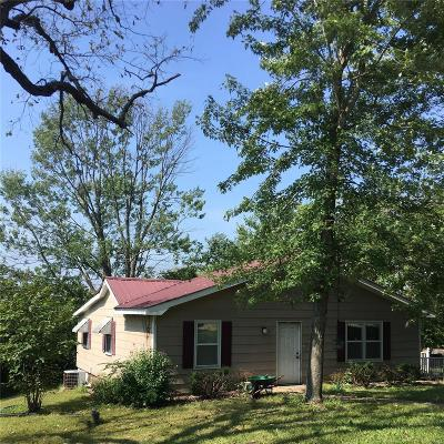 Franklin County, Gasconade County, Maries County, Phelps County, Osage County, Crawford County Single Family Home For Sale: 907 Rock Road