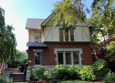 University City Single Family Home For Sale: 6254 Washington Avenue