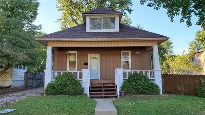 Belleville Single Family Home For Sale: 411 North 38th Street