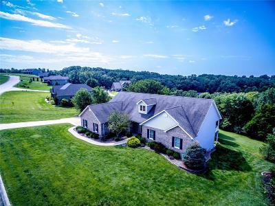 Franklin County Single Family Home For Sale: 645 Oak Crossing