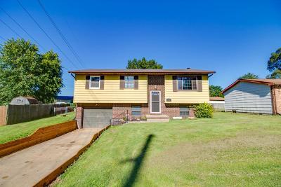 Bethalto Single Family Home For Sale: 105 Longstreet Court