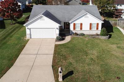O'Fallon Single Family Home For Sale: 1562 Norwood Hills Drive