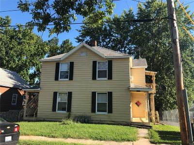 Alton Multi Family Home For Sale: 2607 Walnut Street