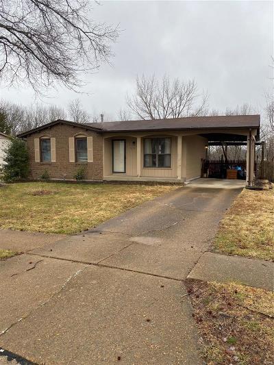 Single Family Home For Sale: 967 Piedras