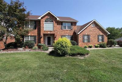 Glen Carbon Single Family Home For Sale: 226 Sturbridge Boulevard