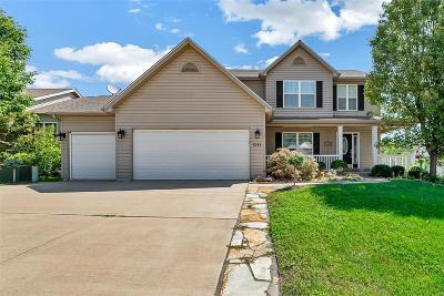 Wentzville Single Family Home For Sale: 1344 Forest Way