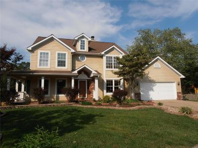 O'Fallon Single Family Home For Sale: 1305 Winding Creek Court