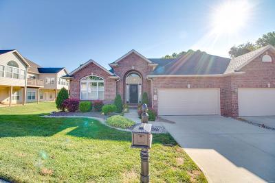 Glen Carbon Single Family Home For Sale: 129 Meredith Lane