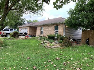 Granite City Single Family Home For Auction: 1110 Alice Lane