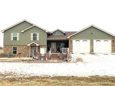 Pike County Single Family Home For Sale: 14940 Pike 314