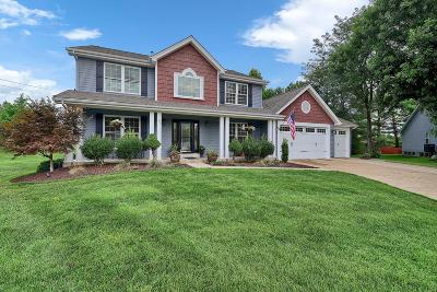 St Charles County Single Family Home For Sale: 25 Muirfield Ridge Court