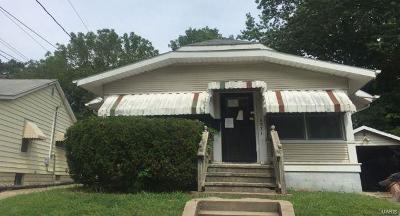 Alton Single Family Home For Sale: 571 Highland Avenue