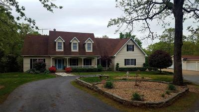 Franklin County, Gasconade County, Maries County, Phelps County, Osage County, Crawford County Single Family Home For Sale: 29 Kehner Road