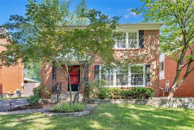 St Louis County Single Family Home For Sale: 9417 Sonora Avenue