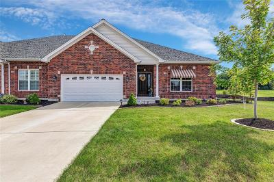 Wentzville Single Family Home For Sale: 190 Bear Creek Drive