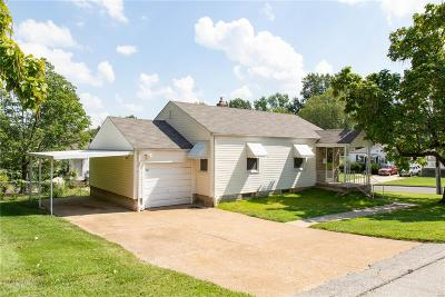 St Louis MO Single Family Home For Sale: $95,400