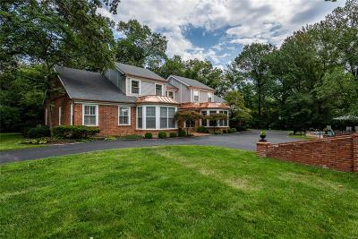 Single Family Home For Sale: 1240 Lay Road