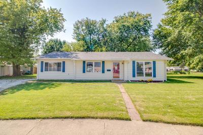 Granite City Single Family Home For Sale: 2 Concord Court