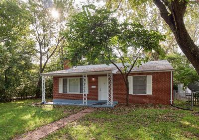 Single Family Home For Sale: 1070 Raisher Drive