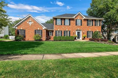 Single Family Home For Sale: 16026 Nantucket Island Drive