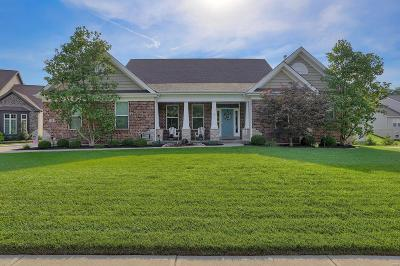 St Charles County Single Family Home For Sale: 38 Toussaint Landing Ct