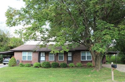 Belleville IL Multi Family Home For Sale: $97,900