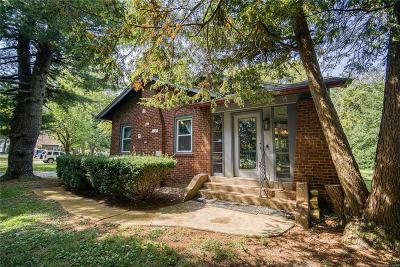 Belleville Single Family Home For Sale: 1617 South Illinois Street