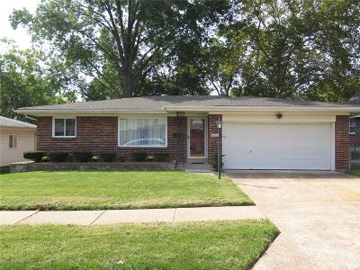 Single Family Home For Sale: 4926 Moccasin Terrace Court
