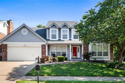 St Louis County Single Family Home For Sale: 10303 Jade Forest Drive