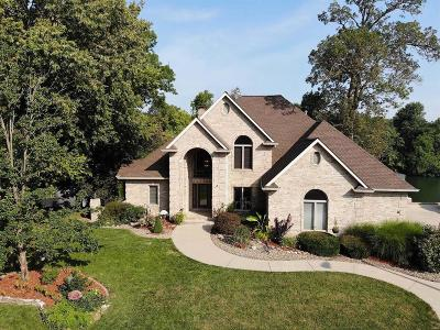 Collinsville Single Family Home For Sale: 117 Timberwood Lane