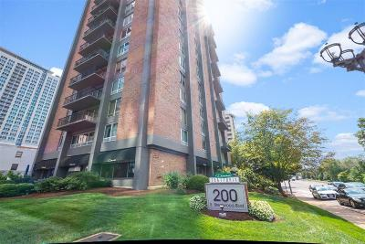 Condo/Townhouse For Sale: 200 South Brentwood Boulevard #2B