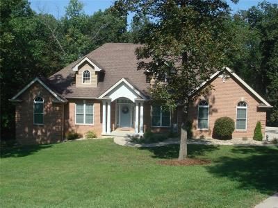 Franklin County Single Family Home For Sale: 377 Peaceful Hollow Drive