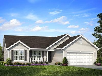 O'Fallon Single Family Home For Sale: 142 Keystone Ridge Drive