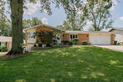 St Peters Single Family Home For Sale: 32 Janis Ann