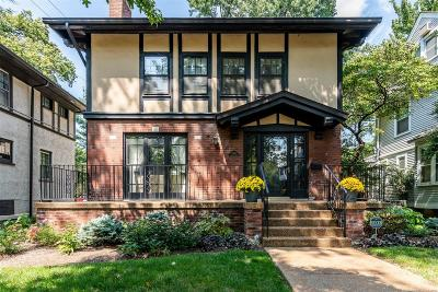 Single Family Home For Sale: 6931 Amherst Avenue