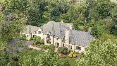 Ladue Single Family Home For Sale: 456 South McKnight